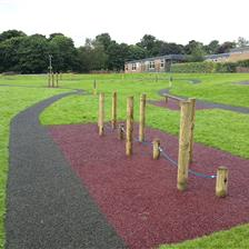 Carr Green Primary School's Daily Mile Track