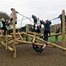 St Margaret's Active Playground Equipment