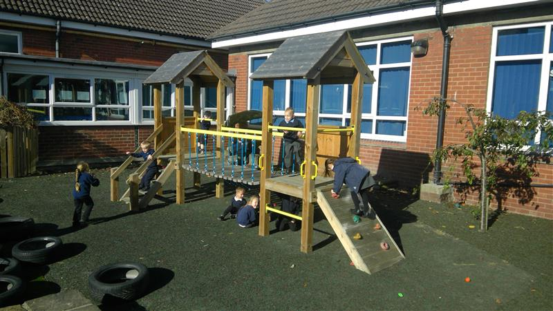 reception playground equipment