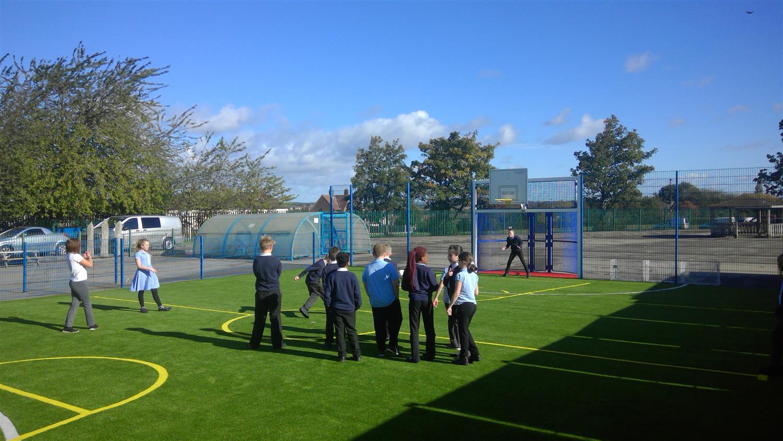 Southey Green S Playground And Muga Developments