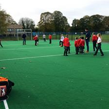 Hythe Primary School's Multi Use Games Area