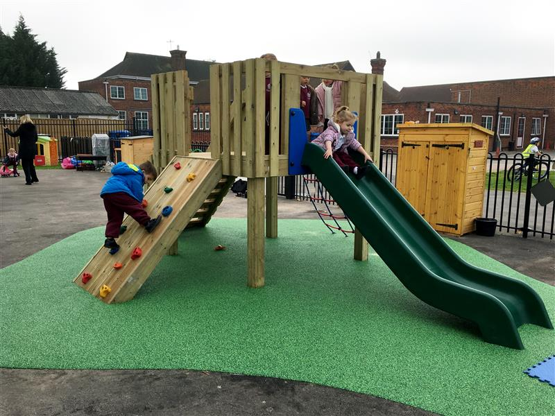 nursery play equipment