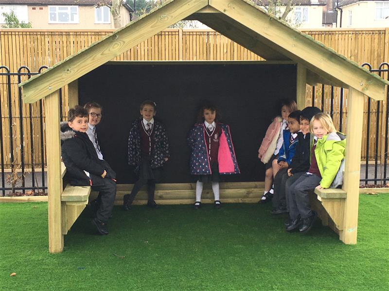 Giant School Playhouse