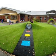 Roundthorn Primary Academy's EYFS Play Space