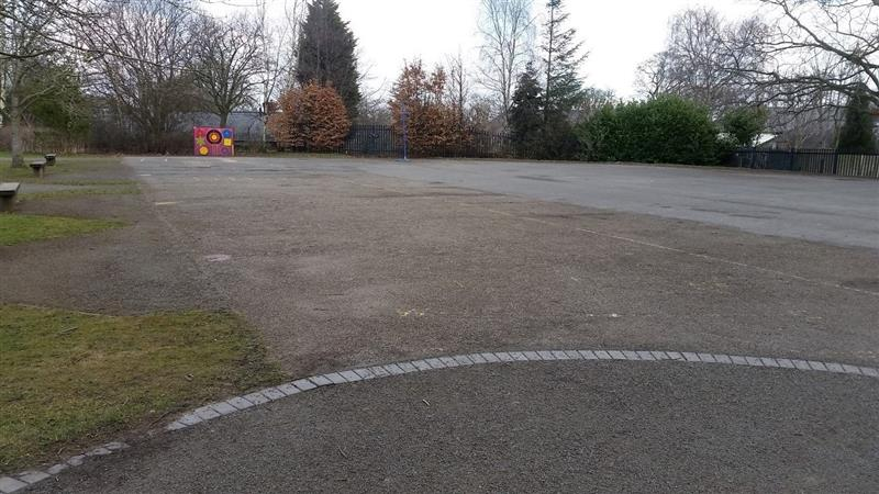 Ash Grove Academy Old Playground