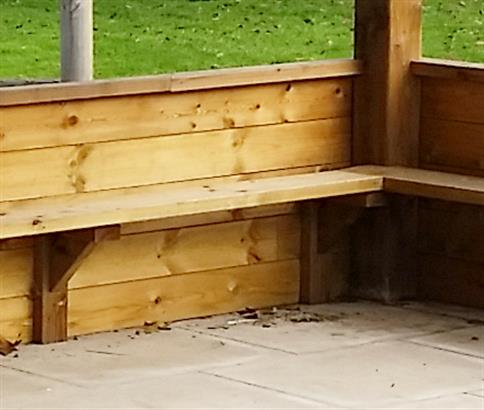 Integrated Benches (Up to 4M Post Centres)