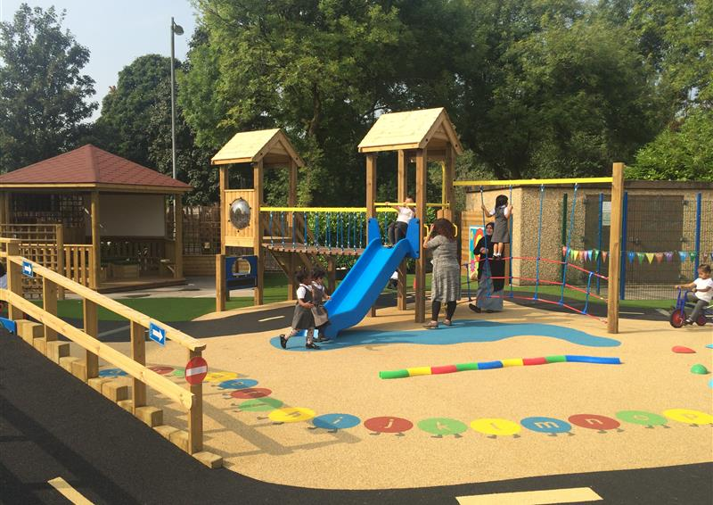 outdoor EYFS play equipment