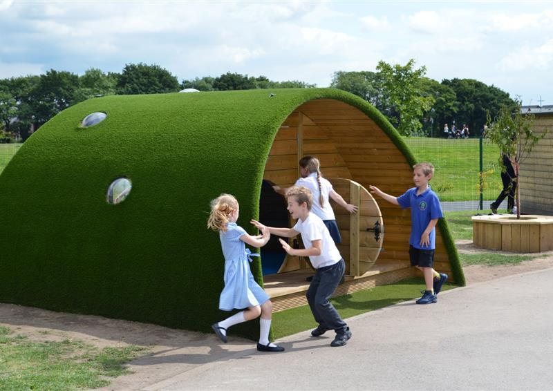 Hobbit Playhouse EYFS