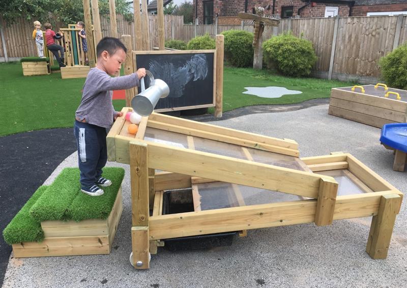 nursery play equipment