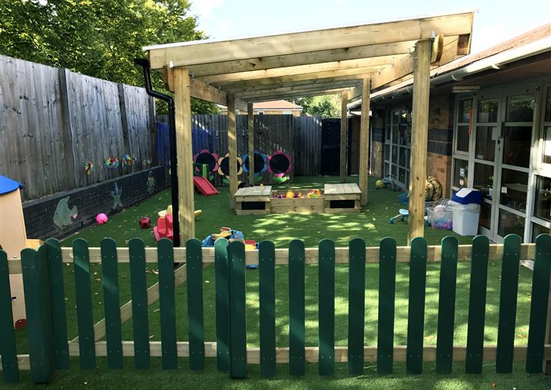 canopies for nurseries